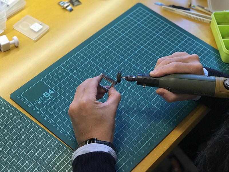 IDA Watch Brand 修理について 2