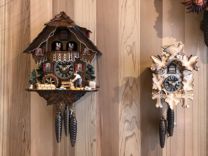IDA Watch Select -ドイツ製鳩時計-