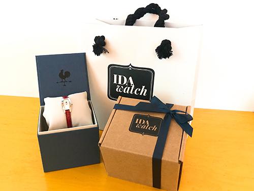 ショッピングガイド -ギフトサービス 腕時計