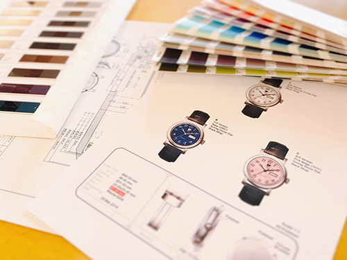 Story of IDA Watch -Process 図解2 デザイン設計